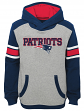 """New England Patriots Youth NFL """"Allegiance"""" Pullover Hooded Sweatshirt"""