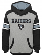 "Oakland Raiders Youth NFL ""Allegiance"" Pullover Hooded Sweatshirt"