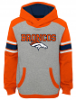 "Denver Broncos Youth NFL ""Allegiance"" Pullover Hooded Sweatshirt"