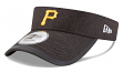 "Pittsburgh Pirates New Era MLB ""Shaded Edge"" Performance Heathered Visor"