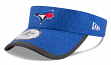 "Toronto Blue Jays New Era MLB ""Shaded Edge"" Performance Heathered Visor"