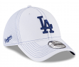 "Los Angeles Dodgers New Era MLB 39THIRTY ""Team Turn Neo"" Flex Fit Hat"
