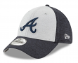 "Atlanta Braves New Era MLB 39THIRTY ""Shaded Classic"" Flex Fit Hat"