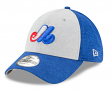 """Montreal Expos New Era MLB 39THIRTY Cooperstown """"Shaded Classic"""" Flex Fit Hat"""