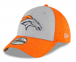 "Denver Broncos New Era NFL 39THIRTY ""Shaded Classic"" Flex Fit Hat"