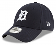 """Detroit Tigers New Era MLB 9Forty """"The League"""" Home Adjustable Hat"""