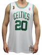 Ray Allen Boston Celtics Mitchell & Ness Authentic 2007-08 Home Finals Jersey