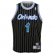 Anfernee Hardaway Orlando Magic NBA Youth Throwback Swingman Jersey - Black