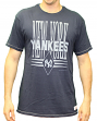 New York Yankees MLB Mitchell & Ness Extra Out Vintage Premium Men's T-Shirt