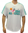 NBA All-Star 1996 West Mitchell & Ness NBA Men's Mesh Jersey Shirt - White