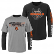 "Cincinnati Bengals Youth NFL ""United"" 3 in 1 T-Shirt Combo Set"
