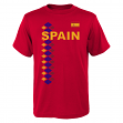 "Team Spain World Cup Soccer Federation ""One Team"" Men's T-Shirt"
