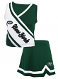 New York Jets NFL Toddler Girls Cheerleader 2 Piece Set