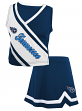 Tennessee Titans NFL Toddler Girls Cheerleader 2 Piece Set