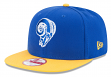 Los Angeles Rams New Era 9FIFTY NFL Historic Baycik Snapback Hat