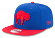 Buffalo Bills New Era 9FIFTY NFL Historic 70-73 Baycik Snapback Hat