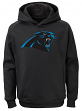 "Carolina Panthers Youth NFL ""Team Logo"" Pullover Hooded Performance Sweatshirt"