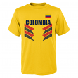 "Team Colombia World Cup Soccer Federation ""One Team"" Men's T-Shirt"