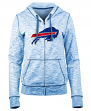 "Buffalo Bills Women's New Era NFL ""Defense"" Space Dye Hooded Sweatshirt"