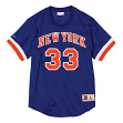 Patrick Ewing New York Knicks Mitchell & Ness NBA Men's Mesh Jersey Shirt