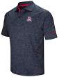 "Arizona Wildcats NCAA ""Down Swing"" Men's Performance Polo Shirt"