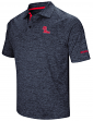 """Mississippi Ole Miss Rebels """"Down Swing"""" Men's Performance Polo Shirt"""