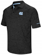 "North Carolina Tarheels NCAA ""Down Swing"" Men's Performance Polo Shirt"
