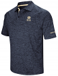 Notre Dame Fighting Irish NCAA Down Swing Men's Performance Polo Shirt