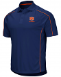 "Auburn Tigers NCAA ""Bunker"" Men's Performance Polo Shirt"