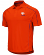 "Clemson Tigers NCAA ""Bunker"" Men's Performance Polo Shirt"
