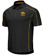 "Iowa Hawkeyes NCAA ""Bunker"" Men's Performance Polo Shirt"