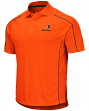 "Miami Hurricanes NCAA ""Bunker"" Men's Performance Polo Shirt"