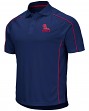 "Mississippi Ole Miss Rebels ""Bunker"" Men's Performance Polo Shirt"