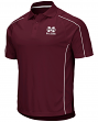 Mississippi State Bulldogs NCAA Bunker Men's Performance Polo Shirt
