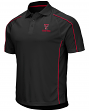 "Texas Tech Red Raiders NCAA ""Bunker"" Men's Performance Polo Shirt"