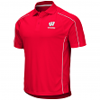 "Wisconsin Badgers NCAA ""Bunker"" Men's Performance Polo Shirt"