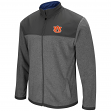 "Auburn Tigers NCAA ""Gameplan"" Men's Full Zip Fleece Jacket"