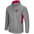 "Arkansas Razorbacks NCAA ""Swing Pass"" Men's Full Zip Hooded Jacket"