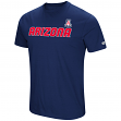 "Arizona Wildcats NCAA ""Water Boy"" Men's Dual Blend S/S T-Shirt"