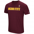 "Arizona State Sun Devils NCAA ""Water Boy"" Men's Dual Blend S/S T-Shirt"