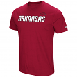 "Arkansas Razorbacks NCAA ""Water Boy"" Men's Dual Blend S/S T-Shirt"