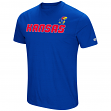 "Kansas Jayhawks NCAA ""Water Boy"" Men's Dual Blend S/S T-Shirt"