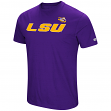 "LSU Tigers NCAA ""Water Boy"" Men's Dual Blend S/S T-Shirt"