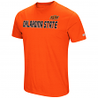 "Oklahoma State Cowboys NCAA ""Water Boy"" Men's Dual Blend S/S T-Shirt"