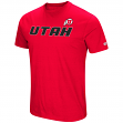 "Utah Utes NCAA ""Water Boy"" Men's Dual Blend S/S T-Shirt"