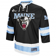 "Maine Bears NCAA ""Ice Machine"" Men's Hockey Sweater Jersey"