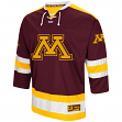 "Minnesota Golden Gophers NCAA ""Ice Machine"" Men's Hockey Sweater Jersey"