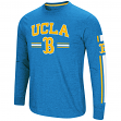 "UCLA Bruins NCAA ""Touchdown"" Men's Dual Blend Long Sleeve T-Shirt"