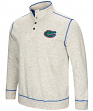 "Florida Gators Men's NCAA ""Bowl Game"" 1/2 Button Up Henley Sweatshirt"