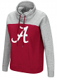 "Alabama Crimson Tide Women's NCAA ""Talk the Talk"" Funnel Neck Sweatshirt"